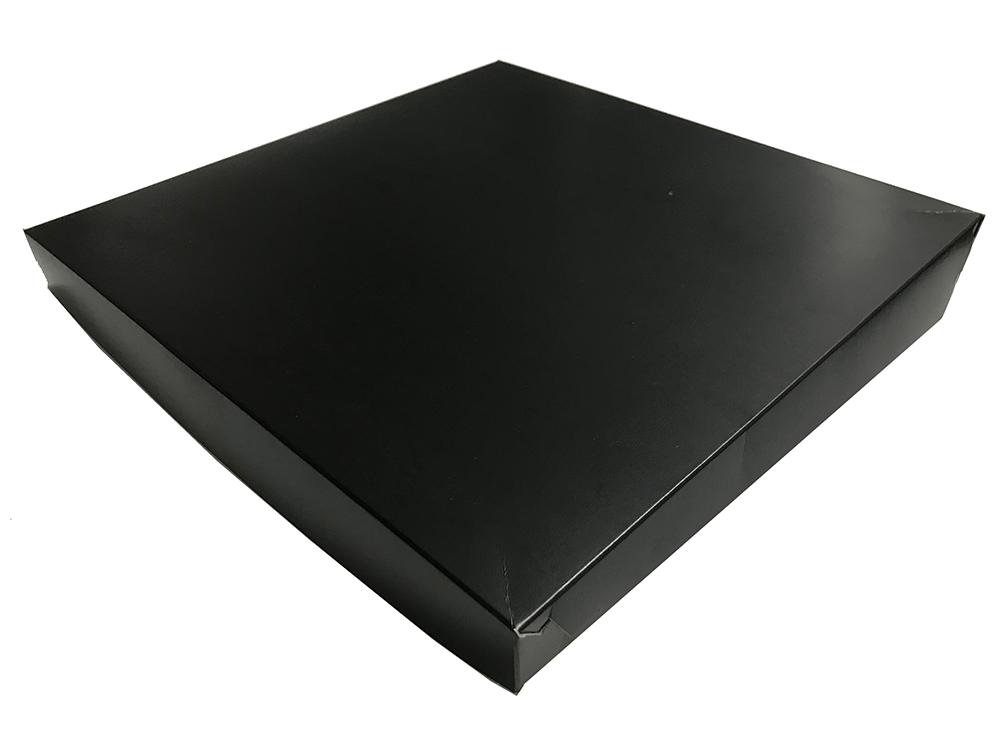 CAIXA PIZZA 30 CM - 100 UNIDADES - LINHA BLACK