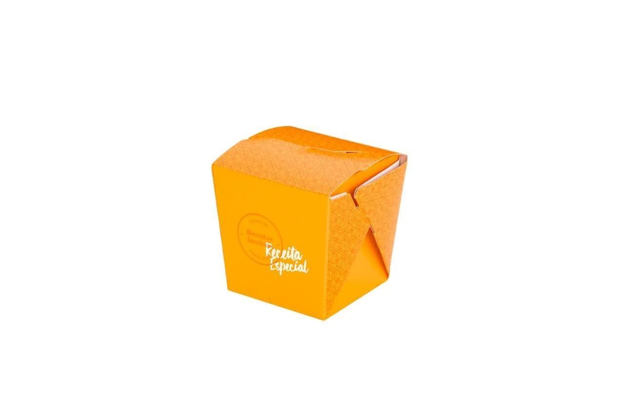Embalagem caixa box com encaixe - Tamanho P - 100 unidades
