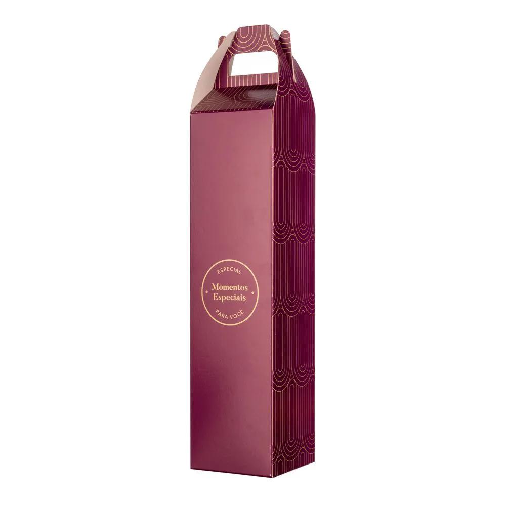 Caixa para vinho - Momentos especiais - 25 unidades