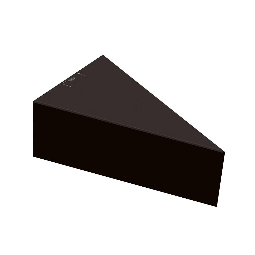Caixa para temaki - Linha Black - 100 unidades