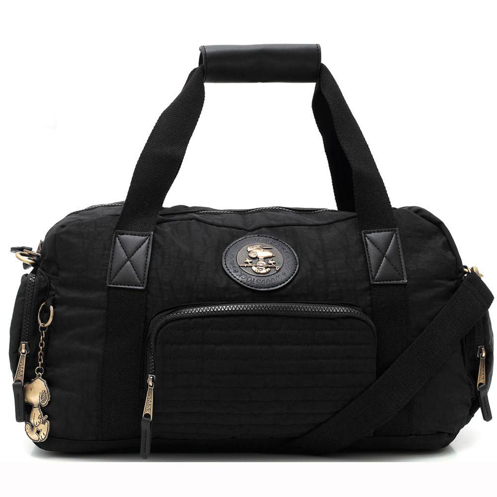 4341181f9 BOLSA SACOLA SNOOPY BE COOL - SP5806 - Classe Bag