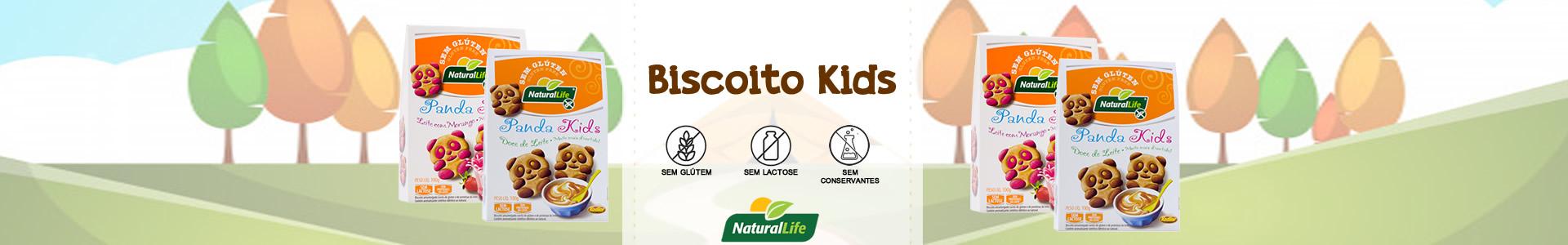 Biscoito Kids
