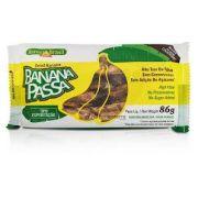 Banana Passa Zero Açúcar 86g