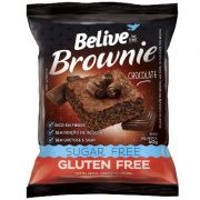 Belive - Brownie Zero Glúten Chocolate 40g