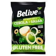 Belive - Salgadinho Multigrãos Cebola e Salsa 35g