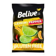 Belive - Salgadinho Multigrãos Lemon e Pepper 35g