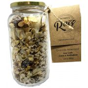 Bendita Raiz - Granola Low Carb 300g