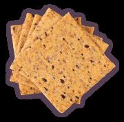 Biscoito Integral Queijo 100g