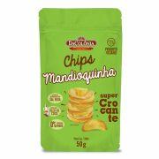 Chips de Mandioquinha- Da Colônia (50g.)