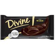 Chocolate 70%cacau- Divine (130g.)