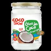 Coco Show - Óleo de Coco Extra Virgem 500ml