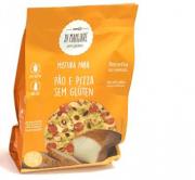 Di Mangiare - Mistura para Pão e Pizza sem Glúten 370g