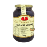 Dillin Chimias Caseira - Geleia de Morango 320g