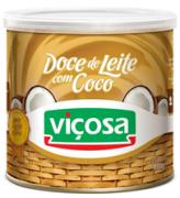 Doce De Leite Viçosa Coco  - Lata 400g