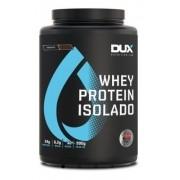 DUX - Whey Protein Isolado -Pote 900g