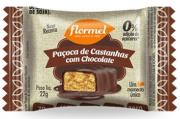 Flormel - Paçoca Castanha com Chocolate 22