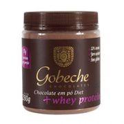 Gobeche - Chocolate em pó Diet + Whey Protein 280g
