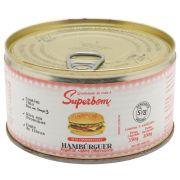 Hambúrguer Vegetal Superbom Churrasco (350 g)