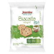 Jasmine - Biscoito Integral Alho e Olho 80g