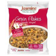 Jasmine - Granola Integral Maçã e Canela 300g