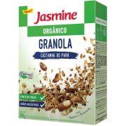 Jasmine - Granola Orgânica Castanha do Pará 200g