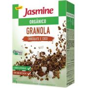 Jasmine - Granola Orgânica Chocolate e Coco 200g