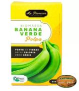 La Pianezza - Biomassa de Banana Verde Orgânica Polpa 250g
