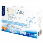 Magnesio Dimalato (Dr. Lair) - 45Caps 700mg - UpNutri