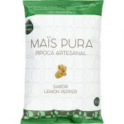 Mais Pura - Pipoca Artesanal Sabor Lemon Pepper 50g