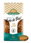 Mosmann - Macarrão Parafuso Integral de Grão de Bico 300g