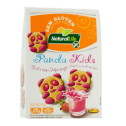 Natural Life - Biscoito Kids de Morango 100g