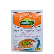 Natural Life - Sopa Termogênica Light sabor Carne 20g