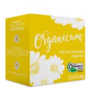 Organicum - Chá de Camomila Orgânico 10g