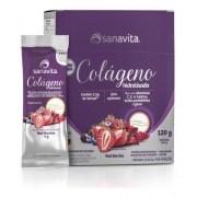 Sanavita - Colágeno Hidrolisado Verisol Red Berries 120g
