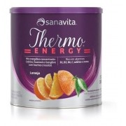 Sanavita - Mix Energético Thermo Energy Laranja 300g
