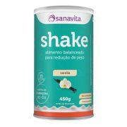 Sanavita - Shake sabor Vanilla 450g