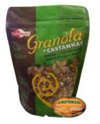 Takinutri - Granola Premium + Castanhas 400g
