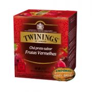 Twining - Chá Preto Frutas Vermelhas 20g