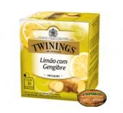 Twinings - Chá de Limão com Gengibre 15g