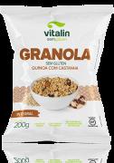 Vitalin - Granola Quinoa com Castanha 200g