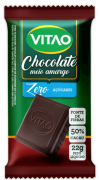 Vitao - Chocolate Meio Amargo Zero Açúcar 22g