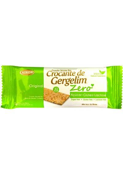 Airon - Barra Crocante de Gergelim Original 10g