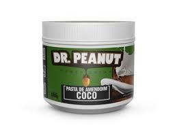 Pasta de Amendoim Coco (500g) - Dr. Peanut