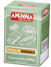 Aminna - Fécula de Mandioca 400g