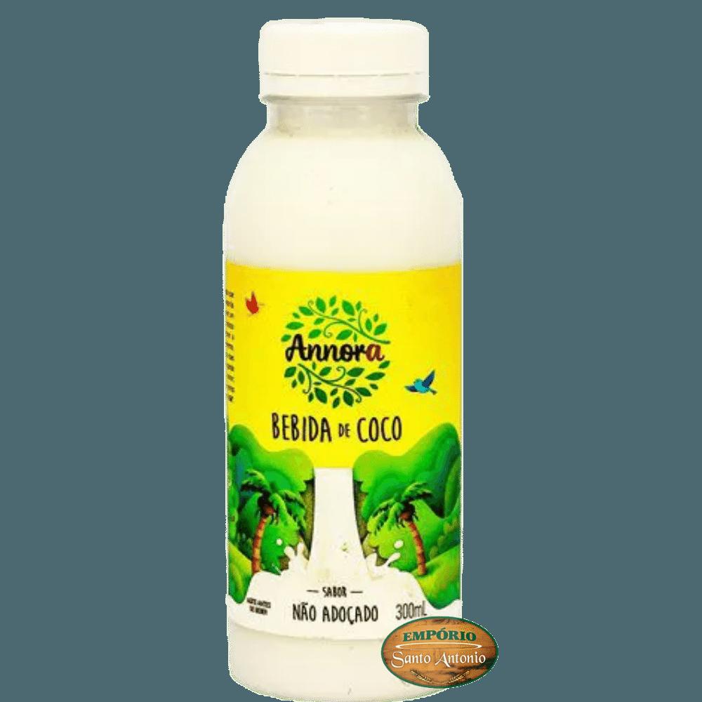 Annora - Bebida de coco Não Adoçado 300ml