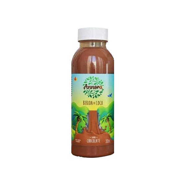 Annora - Bebida de Coco sabor Chocolate 300ml