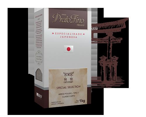 Arroz  Polido Prato Fino- Tipo 1
