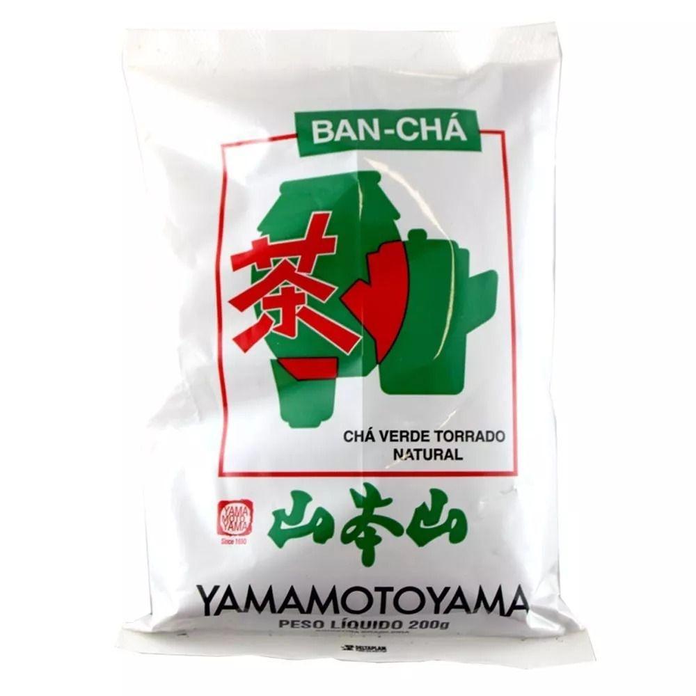 BanChá - Chá Verde Torrado Natural 200g