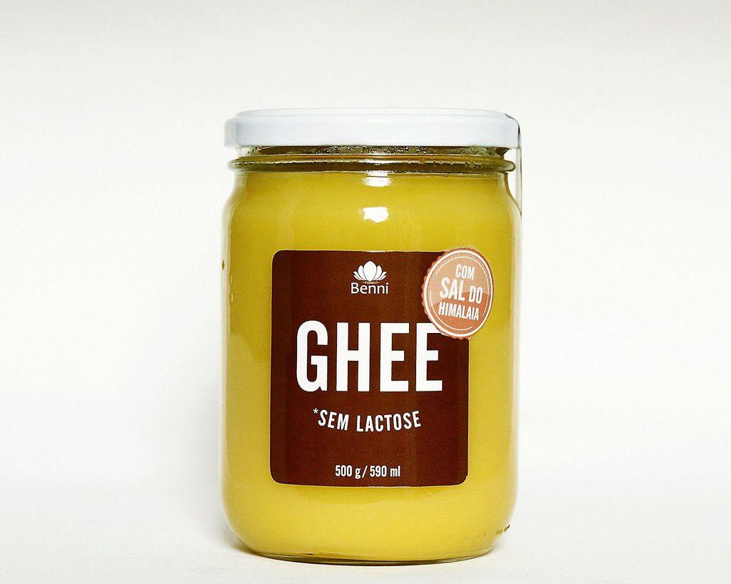 Benni - Manteiga Ghee 500g