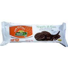 Biscoito Coco com Cobertura de Chocolate- Natural Life (140g.)